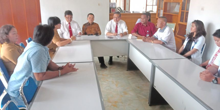 Pimpinan DPD RI Dorong Peningkatan Pelayanan RS HKBP Balige