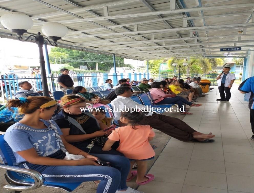 Kegiatan Promosi Kesehatan Mengenai Demam Berdarah Dengue (DBD)